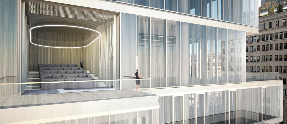 Iconic New Tribeca Penthouses For Sale In Manhattan 56
